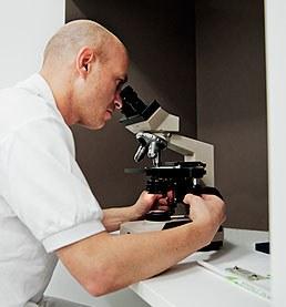 Dr. Thomas Akkad Mikroskop