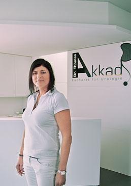 Dr. Akkad - Assistenin Ordination